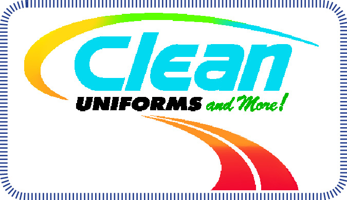 Clean Uniforms and More company logo